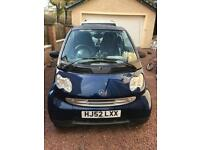 SOLD Smart for two £750 OVNO SOLD