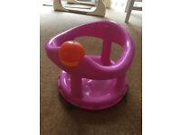 Safety bath seat