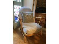 A Vintage Ercol Windsor 203 Armchair