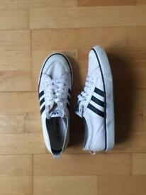 Men's Adidas Nizza Trainers