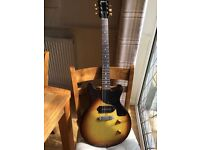 For sale a lovely1975 (Lawsuit' Made In Japan) Arbiter Les Paul Junior double Cut'