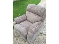 ***Very Comfortable DFS Electric Recliner LIKE NEW***