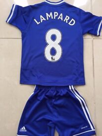 Boys Chelsea Football Kit