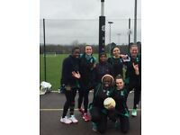 GA AND GS NETBALL PLAYERS WANTED FOR 4 Teams