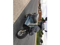 Suzuki ay50 moped