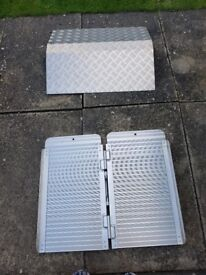 Wheelchair / Mobility Ramps x 3