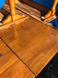 6 rectangular tables of 4 and 6 square tables of 2 (used in restaurant)