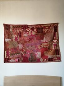 Authentic Oriental Tapestry