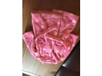 GIRL DRESSING GOWN 3-4 YEARS
