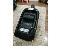 Silver Cross isofix car seat base