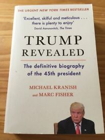 Trump revealed by Michael Kranish and Mark Fisher