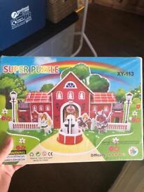 58 x Children Pop up Puzzles