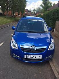 Vauxhall agile se 1.3 must been seen very low mileage