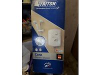 brand new still boxed triton electric shower 8.5 kw