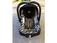 Britax babysafe plus shr ll car seat