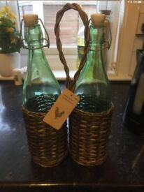 Sainsbury's Bottle Cartier And Glass Bottles