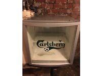 Calsberg mini fridge working order