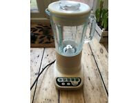 Kitchen aid blender cream colour - needs new glass jug