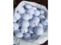 25 Srixon Distance Golf balls
