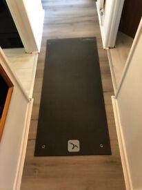 abs cruncher and mat