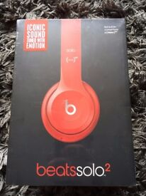 beats solo2 wired brand new