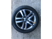 Volkswagen Golf Spare Alloy Wheel 16""