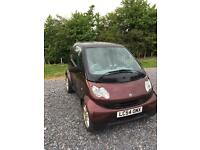 smart car 2 seater petrol model passion