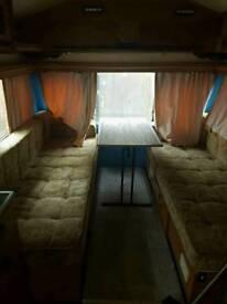 Caravan 2 beds
