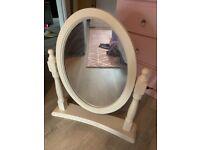 Julian Bowen dressing table mirror