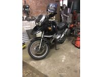 2001 BMW GS 1150 drive away , long mot