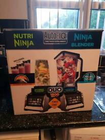Ninja BL642UK 1500W Duo with Auto IQ Blender £150 rrp bargain to be had