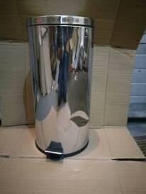Stainless steel 12 / 20 & 30 Litre Waste Bin