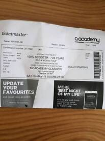 2 x Scooter Tickets