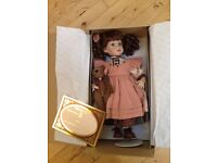Alberon doll, Bryony. Still in box