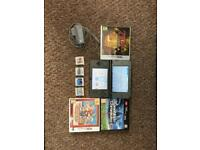 New nintendo 3ds xl bundle with top games