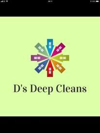 D's Deeps Cleans