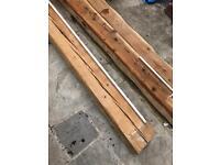 Oak beams x3