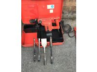 HILTI TE52 Combi-hammer drill