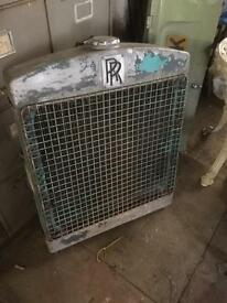 Rolls Royce radiator great designer piece