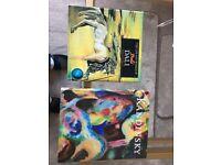 Dali & Kandinsky books