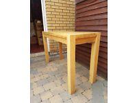 hall solid pine table
