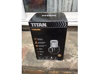 Water pump brand new titan