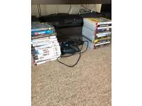 Sony ps3 500gb & 27 games