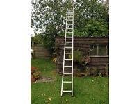 Alluminium Double Extension Ladder