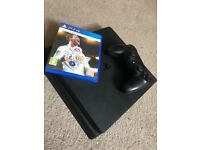 PS4 Slim 500MB with FIFA18