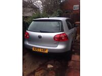 VW GOLF TDI 2.0, for only £3599