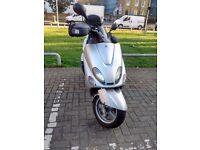 YAMAHA YP125R 125CC 05Reg 20kMillage Motorbike