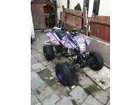 Bashan 250cc Road Legal Quad! Quick sale! Look look look! Not jinling Yamaha Suzuki!
