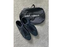 Mens D&G low top trainers