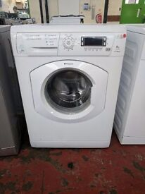 Hotpoint Washing Machine (8kg) (6 Month Warranty)